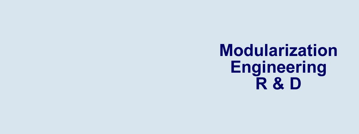 Modular Engineering Innovations